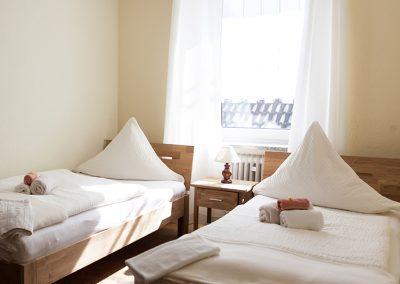 Zweibettzimmer  (ca. 10 m²) - Bild 2